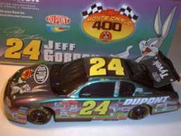 Bugs Looney Tunes 2001 Monte Carlo #24 Clear Window by Revel