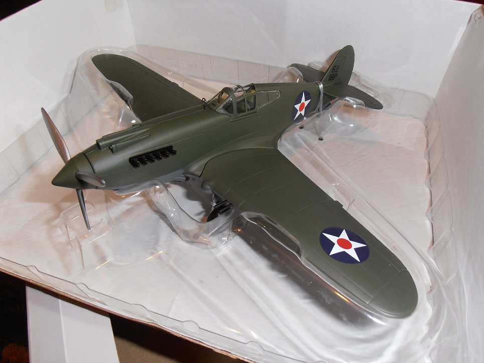 P-40 MAS #4 U.S.A.A.C. 18th PG (44002)