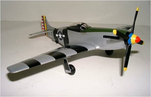 P-51 U.S. Army Air Corp 5th Air Force Spec Cast 47022