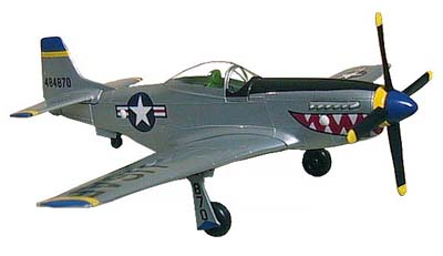 "P-51 ""Sharkmouth"" by Spec Cast #47030"