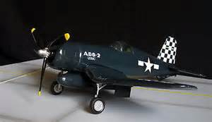 "F4U-1 Corsair ""Blackburn Big Hog"" USMC ABG-2 Spec Cast 47505"