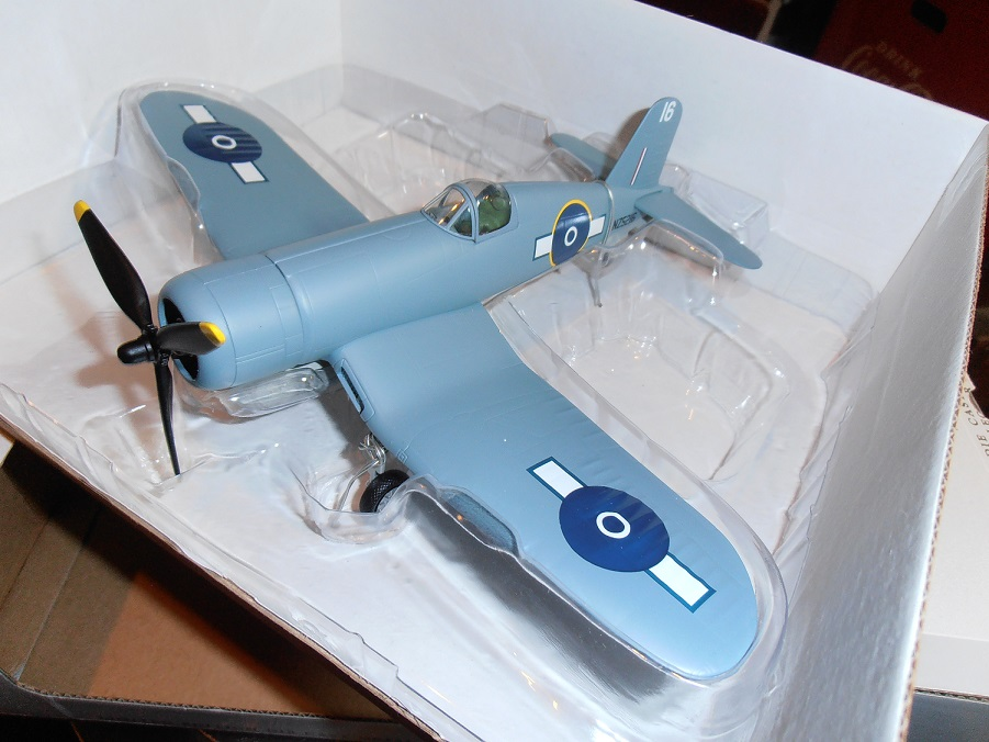 F4U Corsair Royal New Zealand Air Force 1:48 Spec Cast (47510)