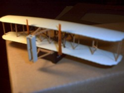 Wright Flyer (1/72) (5555)