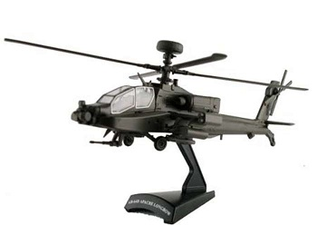 AH64 Apache Longbow 1/100 Model Power (5600)