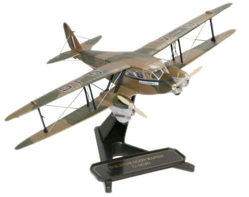 de Havilland DH.89A Dragon Rapide 1/72 (72DR003)