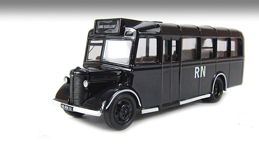 Bedford OWB Truck Royal Navy 1/76 scale 76OWB001