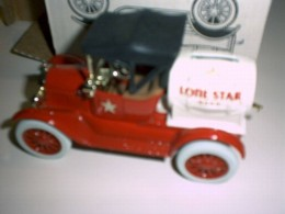 Lone Star Beer 1918 Barrel Truck
