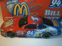 Elliott, Bill #94 McDonald's McFlurry 1/24 Action
