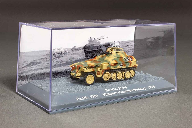 Sd. Kfz. 250/9 1/72 scale (95894)