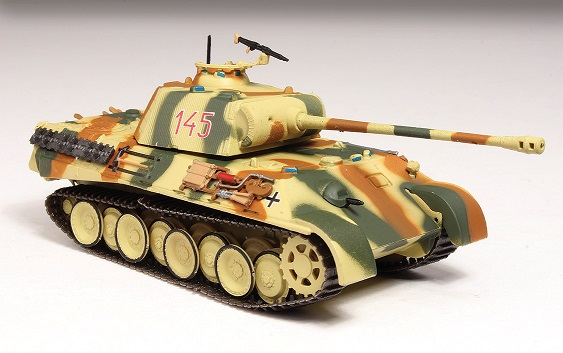 Pz. Kpfw. V Panther Ausf. A 1/72 scale (95897)