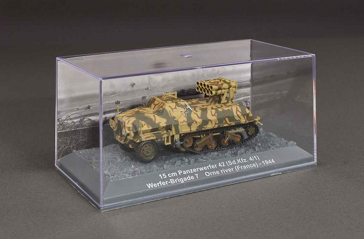 150mm Panzerwerfer 42 1/72 scale (95921)