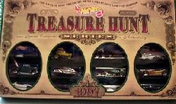 J. C. Penneys 1997 Treasure Hunt Set
