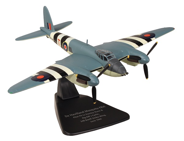 Mosquito FB.VI 248 Banff Strike Wing June 1944 1/72 scale (AC036