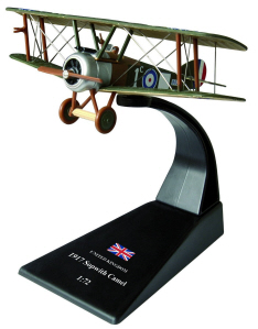 Sopwith Camel, C Flight, RFC #28 Sq. October 1917 (ACSL19)