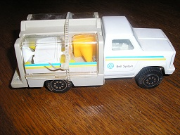 Bell Systems Service Truck by Tonka Corp