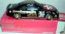 Black and Gold #28 by Racing Champion in 1993