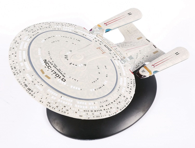 USS ENTERPRISE NCC-1701-D (EM-ST0001) by EagleMoss