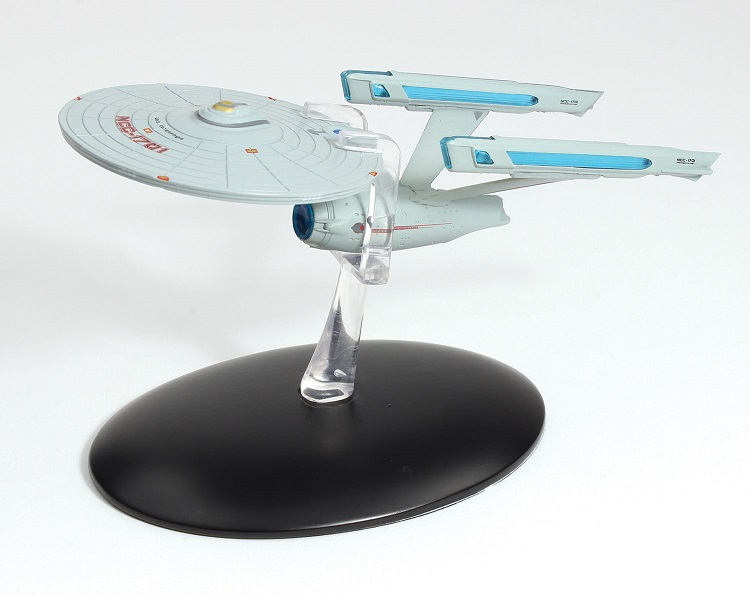 USS ENTERPRISE NCC-1701 (EM-ST0002) by EagleMoss