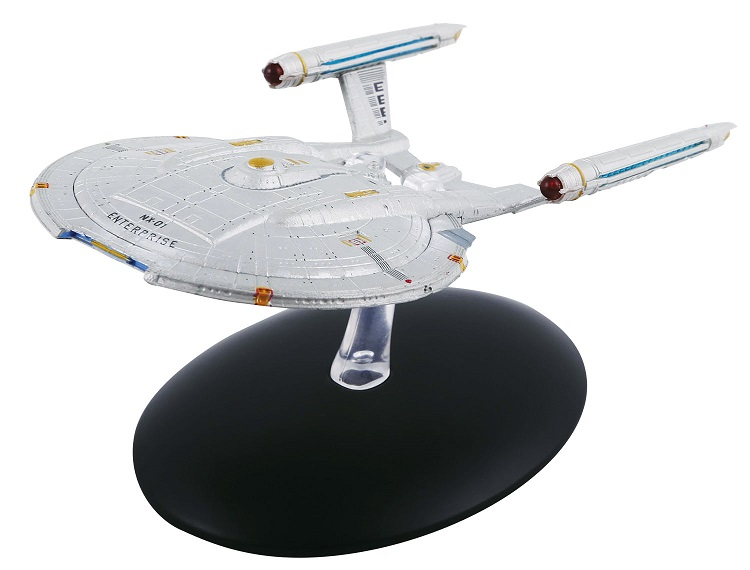 ENTERPRISE NX-01 (EM-ST0004) by EagleMoss