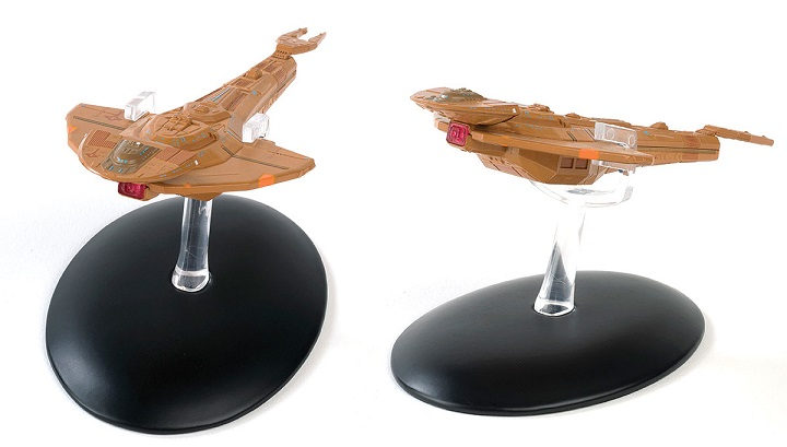 CARDASSIAN GALOR CLASS (EM-ST0014) by EagleMoss