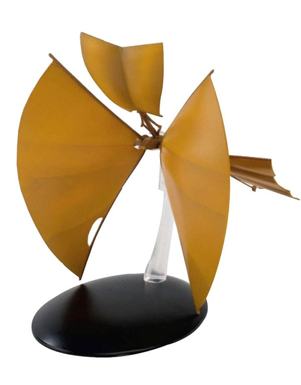 BAJORAN SOLAR SAILOR (EM-ST0018) by EagleMoss
