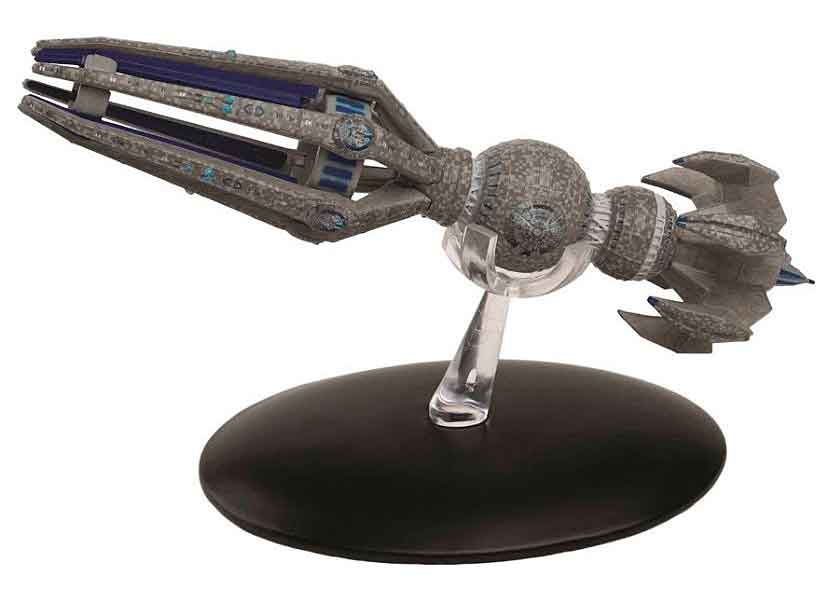 KRENIM TEMPORAL WEAPON SHIP (EM-ST0022) by EagleMoss