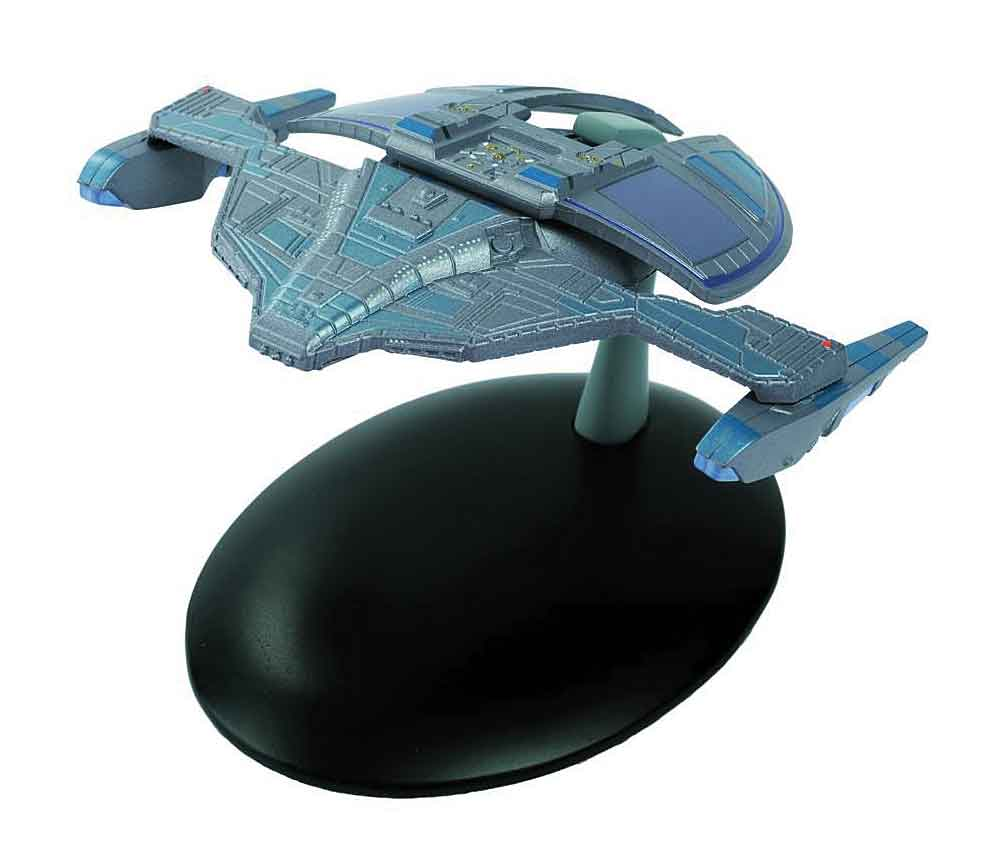 JEM'HADAR FIGHTER (EM-ST0029) by EagleMoss