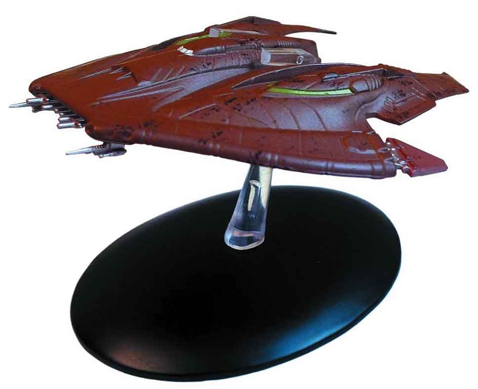 NAUSICAAN FIGHTER (EM-ST0030) by EagleMoss