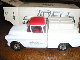 "1955 Chevy Pick Up ""Heartbeat of America"" by Ertl #7630"