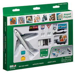 Frontier Airlines Airport Play Set