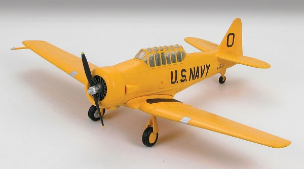 SNJ-5 Texan 1/72 Die Cast Model HA 0163
