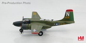 Douglas A-26B-56-DL Invader by Hobby Master HA3210