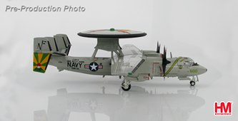 "E-2C Hawkeye ""Operation Iraqi Freedom"", USS Kitty Hawk, HA4808"