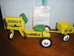 Hallmark 1961 Murray Pedal Tractor and Trailer