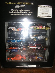 The History of Hot Wheels III Racing F*A*O Schwarz