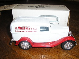 J. C. Whitney 1932 Ford Panel 2nd in Series by Ertl #3809