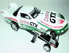 1996 Pontiac Castrol John Force by Action 1/24