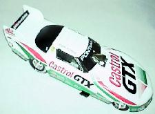 1997 Pontiac Castrol John Force By Action 1/24