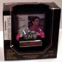 1995 Championship 1/64 Racing Champion #24 Jeff Gordon