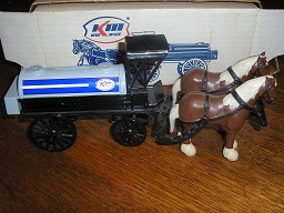Kerr McGee Horse & Tanker Bank, 4th in Series #9286
