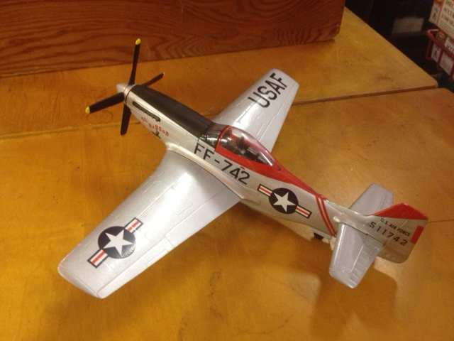 P-51 Korean War - Old Nadsob by Spec Cast 47012