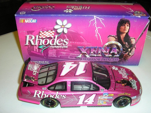 Moise, Patty #14 Xena Warrior Princess 1998 Taurus 1/24 Action