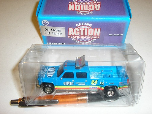 Dupont Ford Dually #24 by Action 1/64
