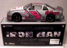Labonte,Terry #5 Iron Man Clear Window 1/24 Action
