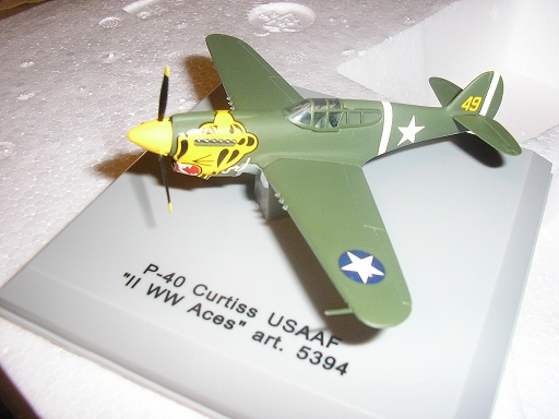 P-40 Curtiss USAAF (5394)