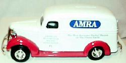 American Motorcycle Racing Assn 1938 Chevy Panel
