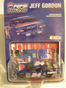 Pepsi 1999 Monte Carlo #24 by Action 1/64