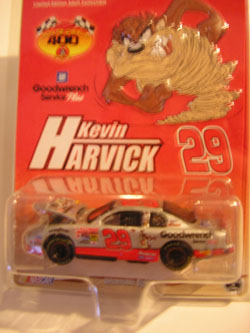 Harvick, Kevin Taz Looney Tunes #29 Action 1/64