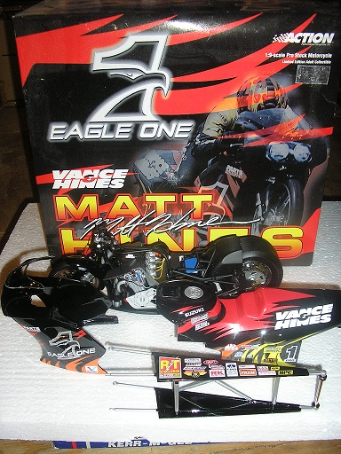Hines, Matt Eagle One 2000 Pro Stock Bike