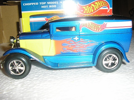 Chopped Top Model A Panel Hot Rod